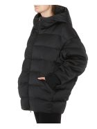 Ahirain Techno Duchesse Down Jacket - Black