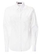 Dolce & Gabbana Lace Shirt - Bianco ottico