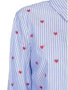 RED Valentino Valentino Red Shirt - Stone blue