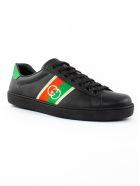 Gucci Black Ace Sneaker - Nero