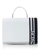 GCDS Borsa - White