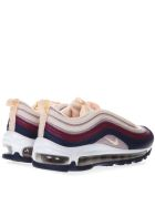 Nike Nike Air Max 97 Multicolor Leather & Mesh Sneaker - Multicolor