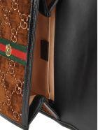 Gucci Rajah Chian Bag Small - Brown