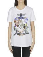 Versus Versace Printed T-shirt - White