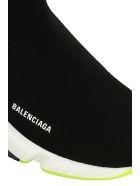 Balenciaga Speed Sneakers - Blackwhiteblackyellow