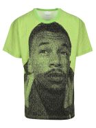 Napa By Martine Rose Napa By Martin Rose Printed T-shirt - GREEN