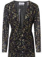 The Attico Dress - Nero oro
