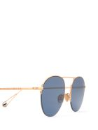 AHLEM Ahlem Place Wagram Rose Gold Sunglasses - ROSE GOLD
