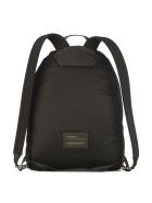 Givenchy Logo Urban Backpack - Black White