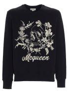 Alexander McQueen 'skull' Sweatshirt - Black