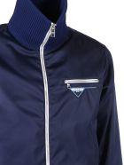 Prada Blouson Jacket - Blue