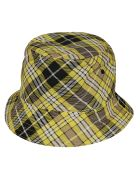 Burberry Giant Check Reversible Bucket Hat - Beige