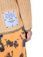 McQ Alexander McQueen V-neck Sweater - ARANCIONE