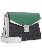 MCM Leather Shoulder Bag - Multicolor