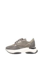Alberto Guardiani Anthracite Sport Lady Vague Sneakers - Anthracite