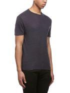 Officine Générale Short Sleeve T-Shirt - Blu