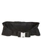Prada Mini Zipped Clutch - Black