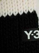 Y-3 Y-3 Yohji Beanie Scarf - Black