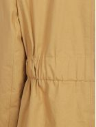 Tory Burch Tie-waist Trench Coat - Dark sand/black