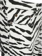 Saint Laurent Jeans - Black/white