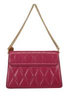Givenchy Gv3 Small Shoulder Bag - Orchid purple