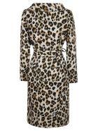 Moschino Leopard Print Dress - leopard print