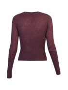 Jacquemus La Maille Dao Sweater - Purple