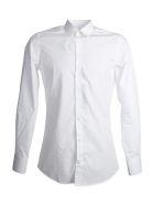 Dolce & Gabbana White Gold Fit Shirt - White