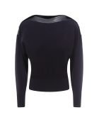 SportMax Sweater - Blue