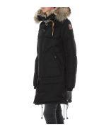 Parajumpers Long Bear Woman Jacket - Black