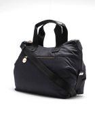 Borbonese Handbag Medium - Nero/nero