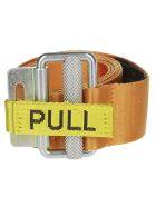 HERON PRESTON Pull Logo Belt - Orange