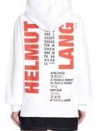 Helmut Lang 'helmut Worldwide' Hoodie - White