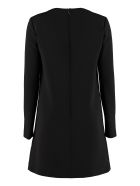 Miu Miu Cady Dress - black