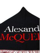 Alexander McQueen Shawl - Black