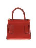 BOYY Karl 19 Flame Color Leather Hand Bag - Flame