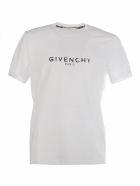 Givenchy Logo Print T-shirt - White