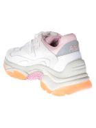 Ash Ridged Detail Sneakers