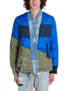 Greg Lauren '50/50' Jacket - Multicolor