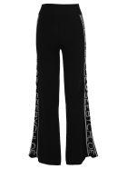 See by Chloé See By Chloe' Pantalone Logo Tape - Black