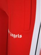 Palm Angels Palm Angels Flared Track Pants - RED