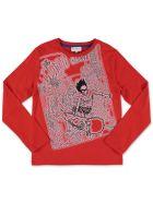 Little Marc Jacobs T-Shirt - Rosso