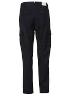Eleventy Slim-fit Trousers - Blu