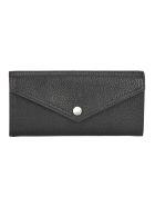 Miu Miu Continental Wallet - Black