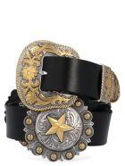 Jessie Western Belt - Black