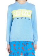Kenzo Sweater - Light blue
