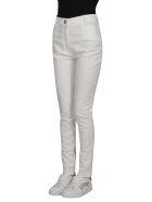Balmain Straight Leg Trousers - White