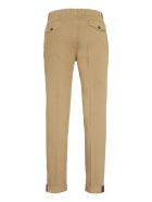 Golden Goose Cotton Twill Chino Trousers - Beige