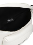 Balenciaga Beltbag - White/black