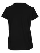 Givenchy Logo Print T-shirt - BLACK